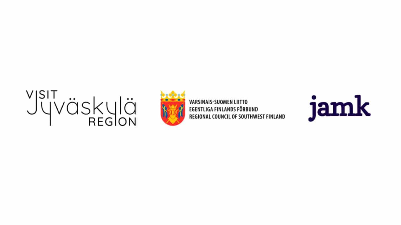 Matkailun vastuullisuus näkyväksi Keski-Suomessa -hankkeen logot