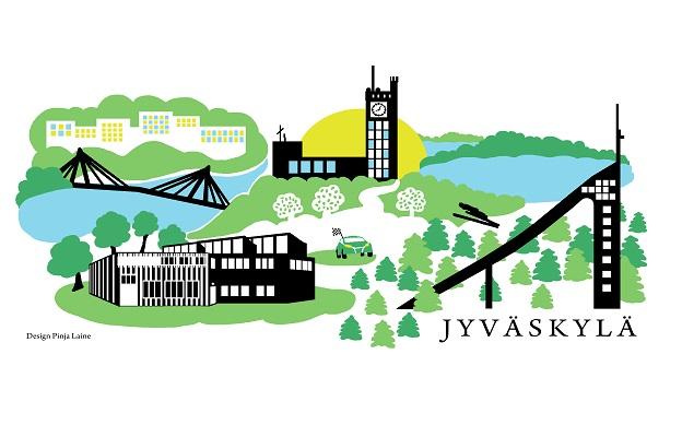 Heikinkatu 3 Jyväskylä