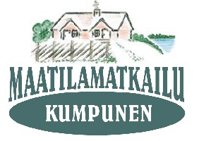 Kumpunen Farmhouse Holidays logo