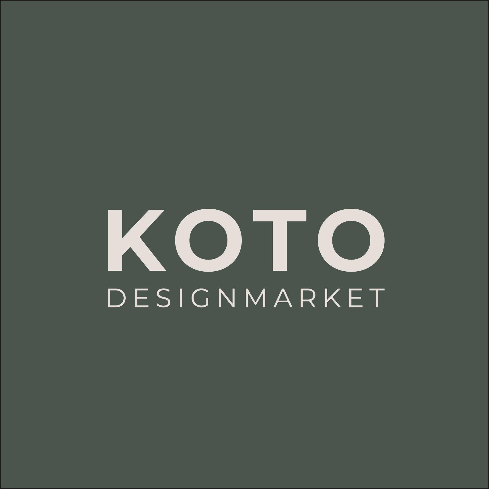 KOTO Design Market logo