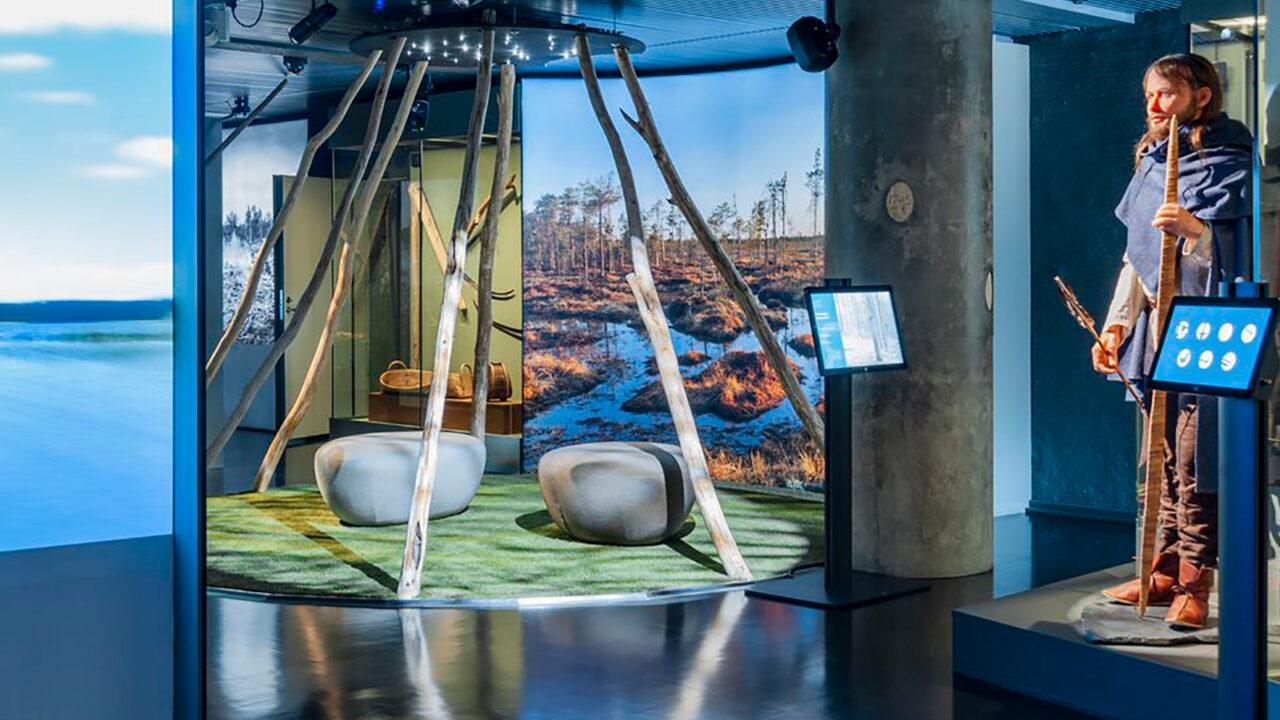 Keski-Suomen museon perusnäyttely