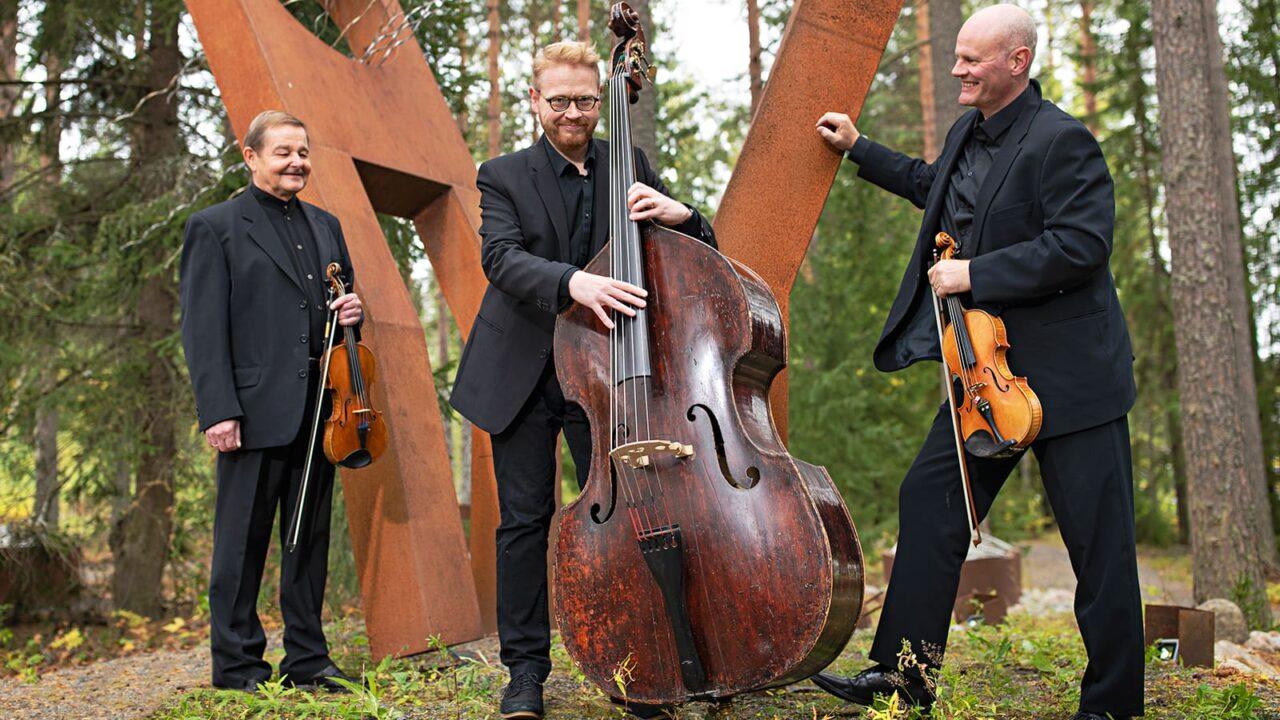 Musicians from Jyväskylä Sinfonia orchestra