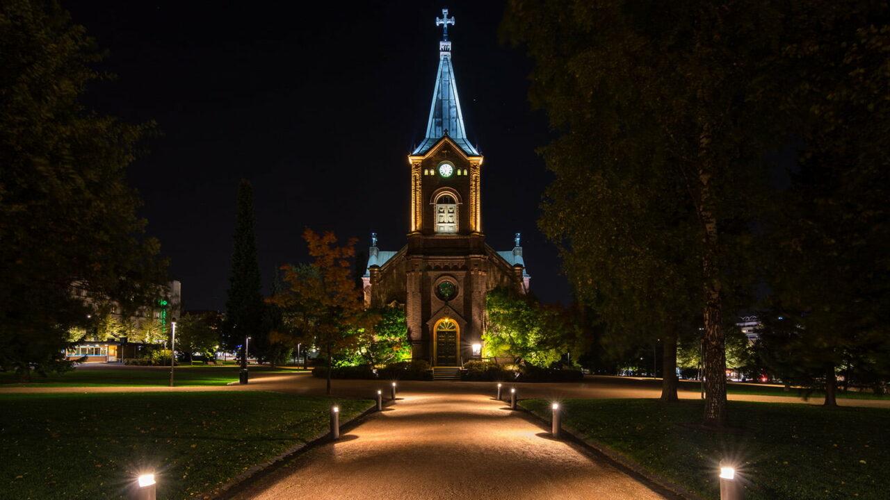 Jyväskylä City Church and Churchpark
