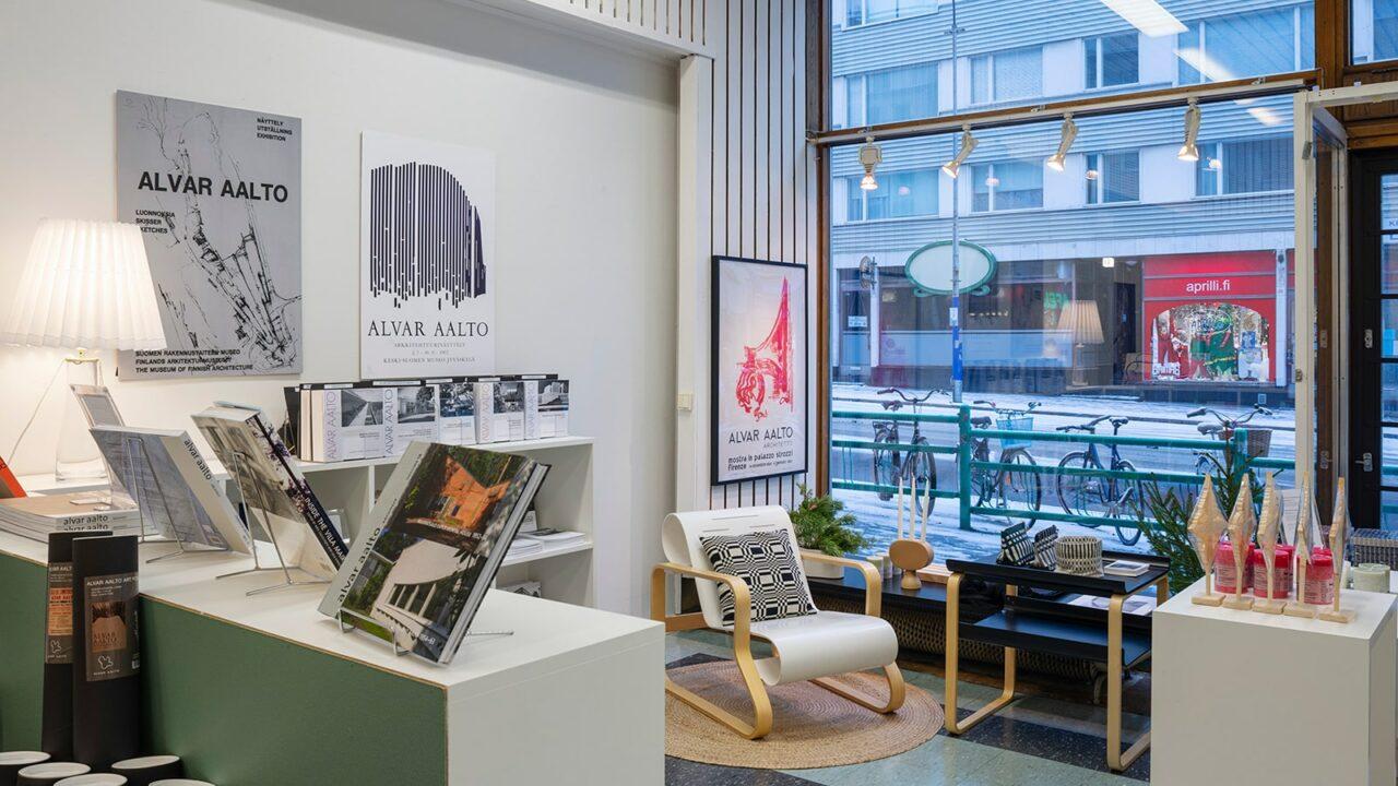 Alvar Aalto Shop