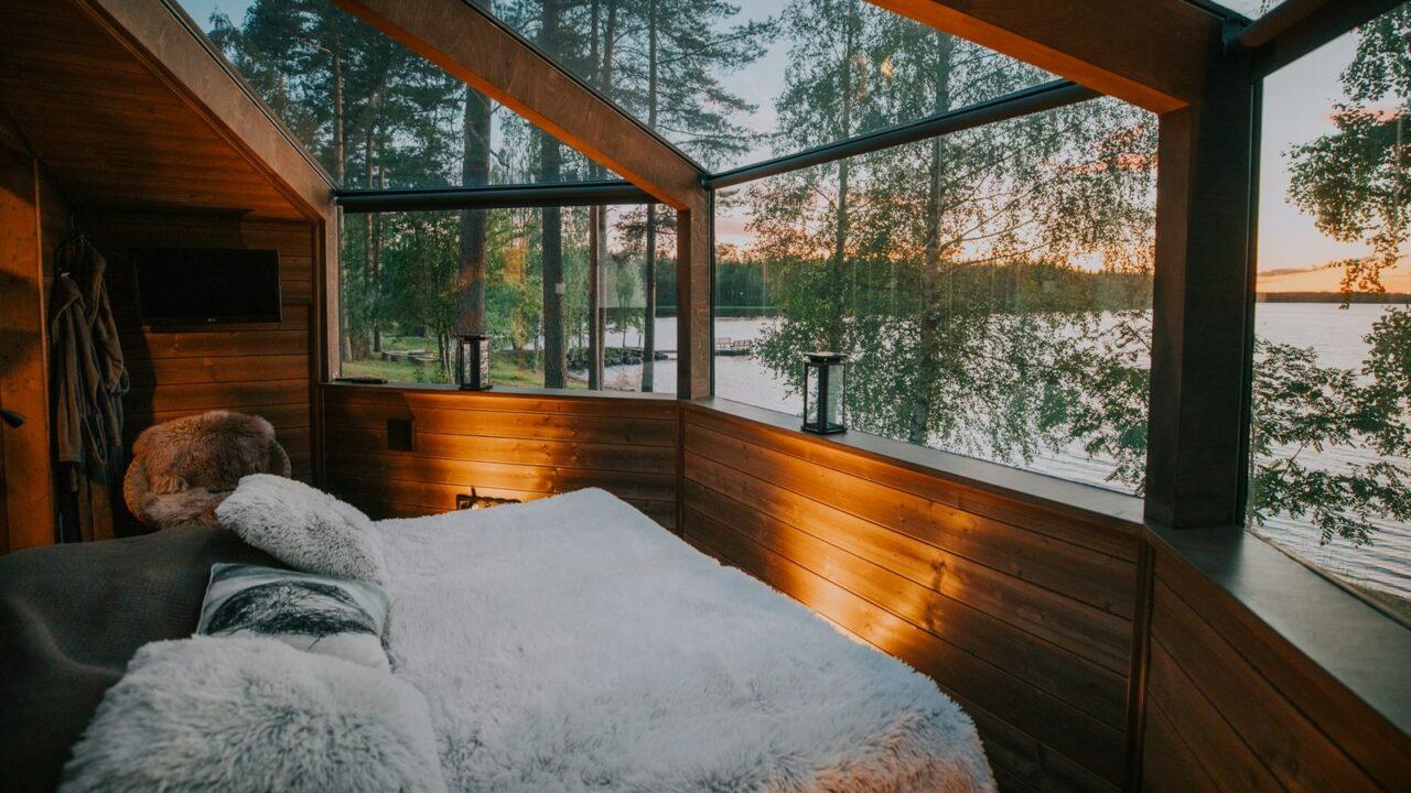 Deluxe kaiku sunset -accommodation